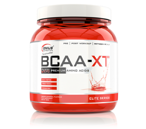 Genius Nutrition BCAA-XT